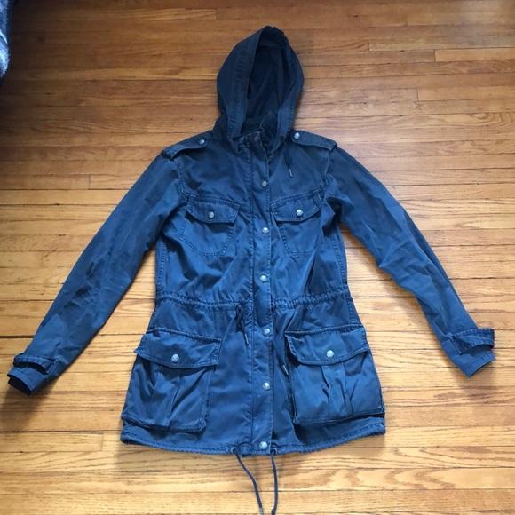 ARITZIA TALULA Navy Jacket Size XXS